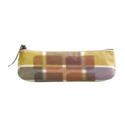 Pencil case Ikat