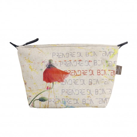 Trousse de toilette Poppy