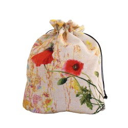 Travel Tote bag Poppy