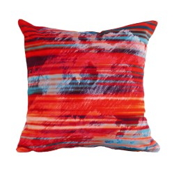 Velvet cushion Aurore