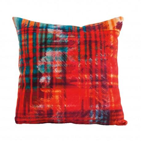 Velvet cushion Kilt