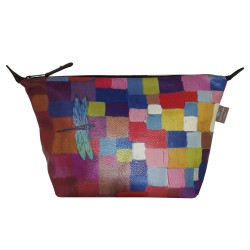 Trousse de toilette Demoiselle - Simili