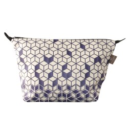 Trousse de toilette Pliage - Simili