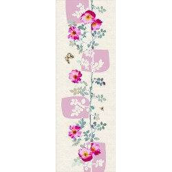 Table runner Rosa