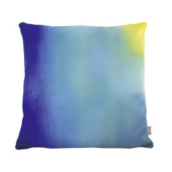 Velvet cushion Lagon
