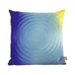 Velvet cushion Bora Bora