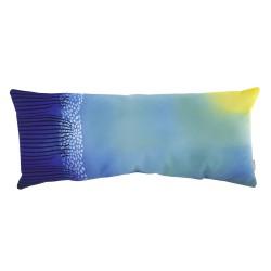 Rectangular velvet cushion Moorea
