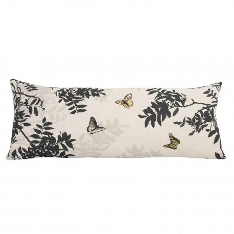 Rectangular linen cushion Zagora